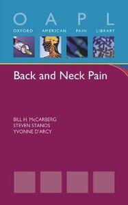 Foto Cover di Back and Neck Pain, Ebook inglese di AA.VV edito da Oxford University Press