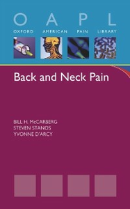 Ebook in inglese Back and Neck Pain DArcy, Yvonne , McCarberg, Bill , Stanos, Steven