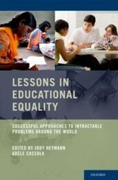 Lessons in Educational Equality: Successful Approaches to Intractable Problems Around the World