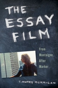 Ebook in inglese Essay Film: From Montaigne, After Marker Corrigan, Timothy