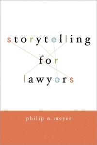 Foto Cover di Storytelling for Lawyers, Ebook inglese di Philip Meyer, edito da Oxford University Press
