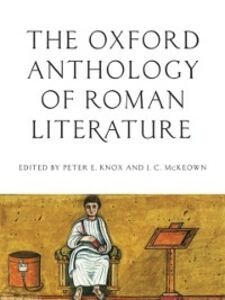 Ebook in inglese Oxford Anthology of Roman Literature