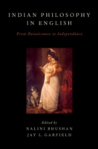 Ebook in inglese Indian Philosophy in English: From Renaissance to Independence -, -