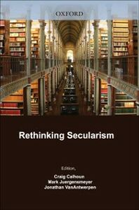 Foto Cover di Rethinking Secularism, Ebook inglese di  edito da Oxford University Press