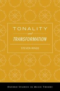Foto Cover di Tonality and Transformation, Ebook inglese di Steven Rings, edito da Oxford University Press