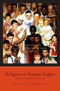 Foto Cover di Religion and Human Rights: An Introduction, Ebook inglese di  edito da Oxford University Press