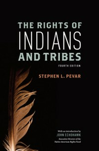 Ebook in inglese Rights of Indians and Tribes Pevar, Stephen L.