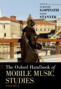 Foto Cover di Oxford Handbook of Mobile Music Studies, Volume 2, Ebook inglese di  edito da Oxford University Press, USA