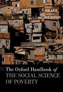 The Oxford Handbook of the Social Science of Poverty - cover