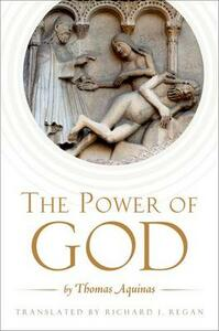 The Power of God: by Thomas Aquinas - cover