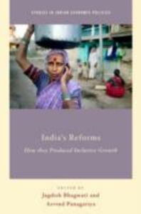 Ebook in inglese India's Reforms: How they Produced Inclusive Growth