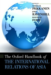 Ebook in inglese Oxford Handbook of the International Relations of Asia -, -