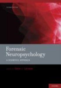 Foto Cover di Forensic Neuropsychology:A Scientific Approach, Ebook inglese di  edito da Oxford University Press, USA