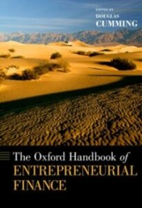 Ebook in inglese Oxford Handbook of Entrepreneurial Finance