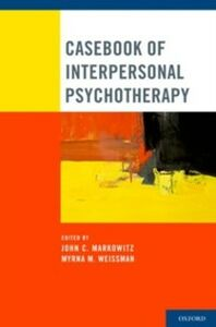 Ebook in inglese Casebook of Interpersonal Psychotherapy
