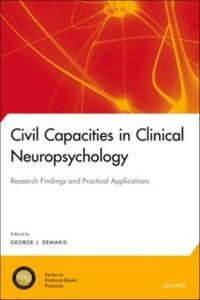 Ebook in inglese Civil Competencies in Clinical Neuropsychology Demakis, George J.