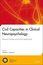 Civil Competencies in Clinical Neuropsychology