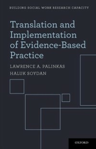 Ebook in inglese Translation and Implementation of Evidence-Based Practice Palinkas, Lawrence A. , Soydan, Haluk