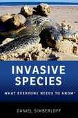 Libro in inglese Invasive Species: What Everyone Needs to Know Daniel Simberloff