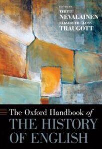 Foto Cover di Oxford Handbook of the History of English, Ebook inglese di  edito da Oxford University Press