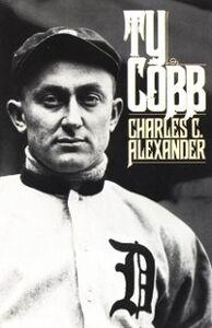 Foto Cover di Ty Cobb, Ebook inglese di Charles C. Alexander, edito da Oxford University Press