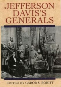 Foto Cover di Jefferson Davis's Generals, Ebook inglese di  edito da Oxford University Press