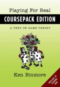Ebook in inglese Playing for Real, Coursepack Edition: A Text on Game Theory Binmore, Ken