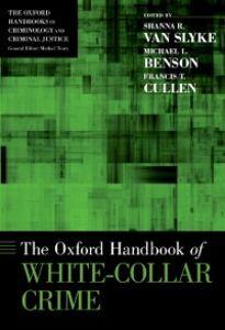 Ebook in inglese Oxford Handbook of White-Collar Crime