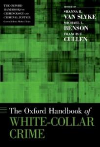 Ebook in inglese Oxford Handbook of White-Collar Crime -, -