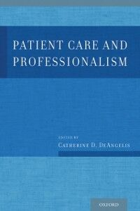 Ebook in inglese Patient Care and Professionalism