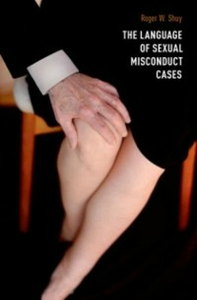 Ebook in inglese Language of Sexual Misconduct Cases Shuy, Roger