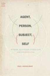 Agent, Person, Subject, Self: A Theory of Ontology, Interaction, and Infrastructure