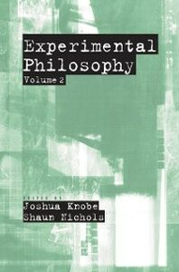 Ebook in inglese Experimental Philosophy: Volume 2 -, -