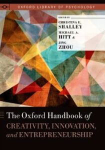 Ebook in inglese Oxford Handbook of Creativity, Innovation, and Entrepreneurship Zhou, Jing