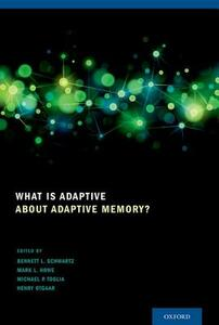 What Is Adaptive about Adaptive Memory? - cover