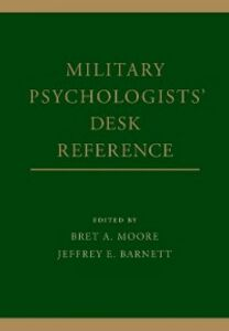 Ebook in inglese Military Psychologists' Desk Reference -, -