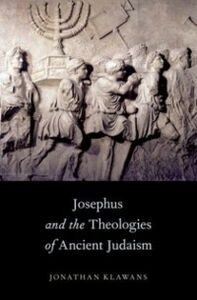 Ebook in inglese Josephus and the Theologies of Ancient Judaism Klawans, Jonathan