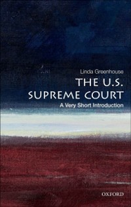Ebook in inglese U.S. Supreme Court: A Very Short Introduction Greenhouse, Linda