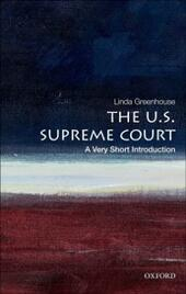 U.S. Supreme Court: A Very Short Introduction