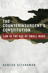 Ebook in inglese Counterinsurgents Constitution: Law in the Age of Small Wars Sitaraman, Ganesh