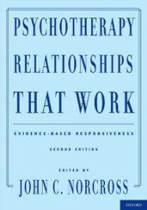 Ebook in inglese Psychotherapy Relationships That Work: Evidence-Based Responsiveness -, -