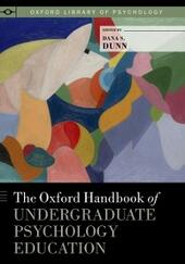 Oxford Handbook of Undergraduate Psychology Education