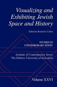 Visualizing and Exhibiting Jewish Space and History - cover