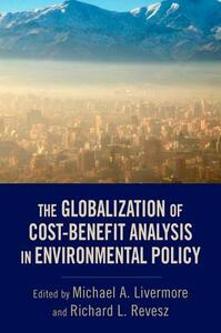 The Globalization of Cost-Benefit Analysis in Environmental Policy - cover