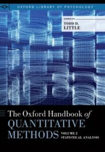 Ebook in inglese Oxford Handbook of Quantitative Methods, Vol. 2: Statistical Analysis -, -