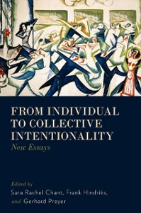 Ebook in inglese From Individual to Collective Intentionality: New Essays -, -