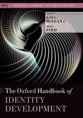 Oxford Handbook of Identity Development