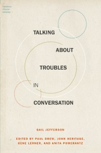Ebook in inglese Talking About Troubles in Conversation Jefferson, Gail