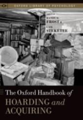 Oxford Handbook of Hoarding and Acquiring