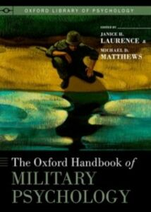 Ebook in inglese Oxford Handbook of Military Psychology